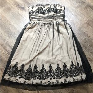 David's bridal bridesmaids formal dress size 6